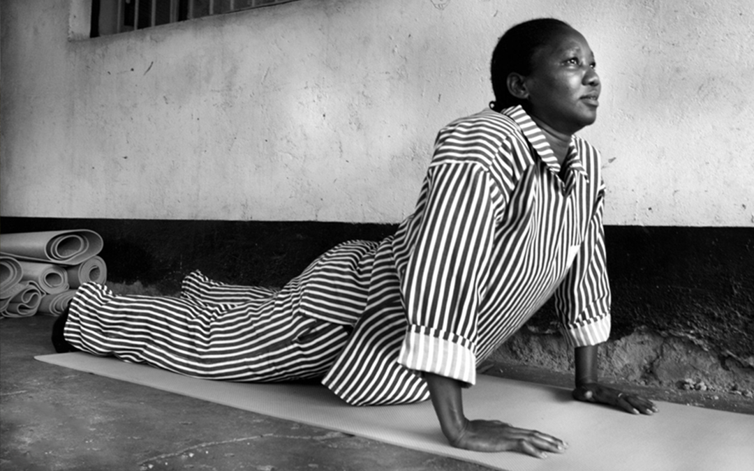 Kenya: Yoga to find the way